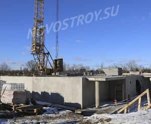 Малоэтажный ЖК «Финский городок Юттери»: ход строительства корпуса 10