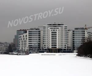 ЖК «Леонтьевский мыс»: снимок взят с форума