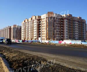 ЖК «Ново-Никольское»: общий вид с шоссе