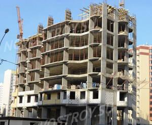 ЖК «Березовая роща» (Видное): ход строительства