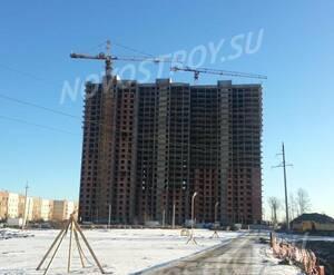 ЖК «Шушары» (Пушкинская): ход строительства корпуса 7.1