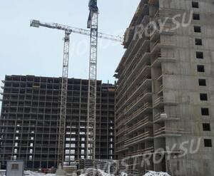 ЖК «Шушары» (Пушкинская): ход строительства корпуса 40.1