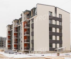Малоэтажный ЖК «Inkeri»: ход строительства 2 очереди, корпус 2
