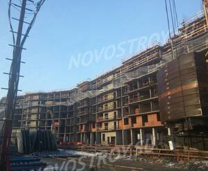 ЖК «Форвард»: ход строительства