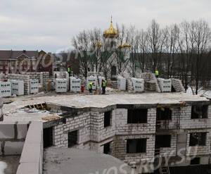 Малоэтажный ЖК «Дубровка на Неве»: из группы Вконтакте
