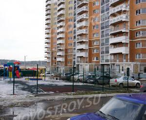 ЖК «Восточный» (Звенигород): двор 23-го корпуса
