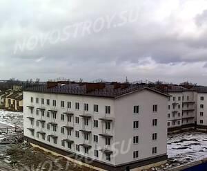 Малоэтажный ЖК «Щегловская усадьба»: ход строительства дома 4
