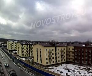 Малоэтажный ЖК «Щегловская усадьба»: ход строительства дома 6