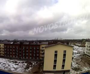Малоэтажный ЖК «Щегловская усадьба»: ход строительства дома 7