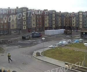 Малоэтажный ЖК «Царский двор»: ход строительства корпуса 2