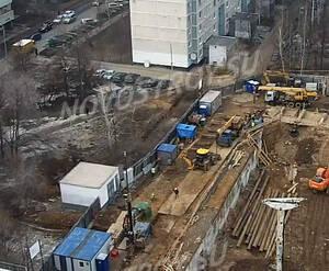 ЖК «Абрамцевская, 10»: ход строительства