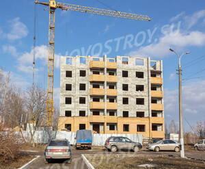 ЖК «Дом на улице Спирина»: ход строительства