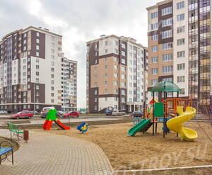 ЖК «Микрорайон Донской»: заселённые корпуса жилого комплекса