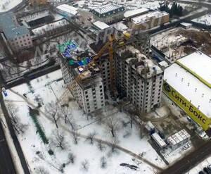 МФК «Отражение»: ход строительства