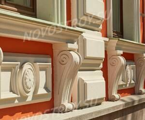 ЖК Del'Arte»: фасад
