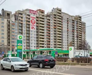 ЖК «Авеню»: вид со стороны улицы Комсомольская