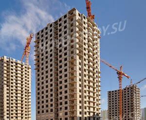 ЖК «Калейдоскоп»: ход строительства корпуса 2