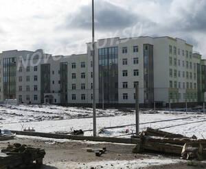 Малоэтажный ЖК «Новое Сертолово»: ход строительства