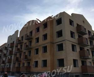 Малоэтажный ЖК «Итальянский квартал»: ход строительства корпуса 2