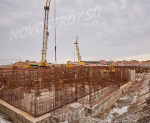 ЖК «Цивилизация»: ход строительства дома 8
