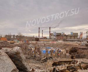 ЖК «Цивилизация»: ход строительства дома 10