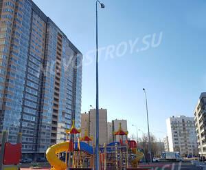 ЖК «Екатерининский»: ход строительства корпуса 1