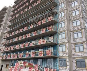 ЖК «UP-квартал «Светлановский»: ход строительства 2 очереди из группы Вконтакте