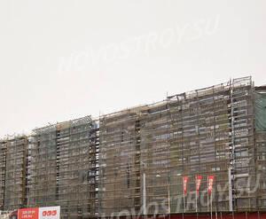 ЖК «Европа Сити»: ход строительства корпуса 4