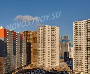 ЖК «Новая Охта»: ход строительства корпуса 33