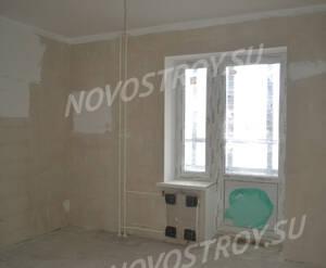 ЖК «Юнтолово»: ход строительства корпуса 21 из группы Вконтакте