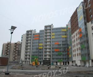 ЖК «Вернисаж»: ход строительства дома 1