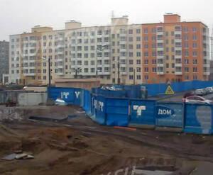 ЖК «Новоорловский»: ход строительства корпуса 1.5.1