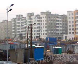 ЖК «Новоорловский»: ход строительства корпуса 1.5.2