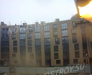 Cанаторно-курортный комплекс «Светлый мир «Внутри»: ход строительства корпуса 19