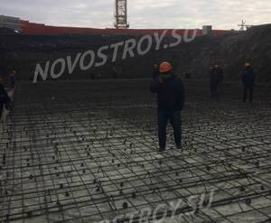 ЖК «Космосstar»: ход строительства