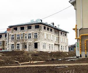 Малоэтажный ЖК «Петровская мельница»: ход строительства корпуса Д3
