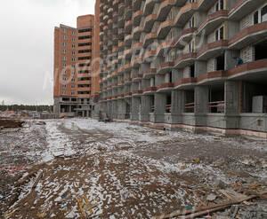 ЖК «Северный вальс»: ход строительства
