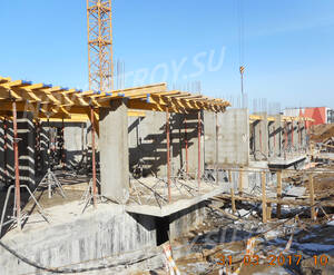 ЖК «Yolkki Village»: ход строительства 2 очереди