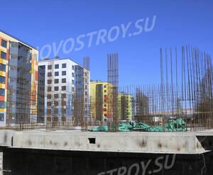 ЖК «IQ Гатчина»: ход строительства