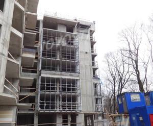 ЖК «Усадьба на Ланском»: ход строительства