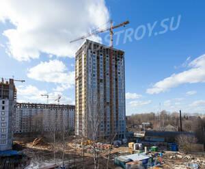 ЖК «Одинцово-1»: ход строительства корпуса 1.14