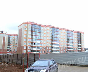ЖК «Государев дом»: ход строительства (фото из группы «Вконтакте»)