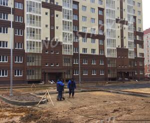 ЖК «Государев дом»: благоустройство придомовой территории (фото из группы «Вконтакте»)