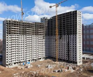 ЖК «Путилково»: ход строительства корпуса 13