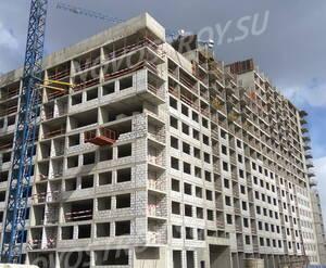 ЖК «Город»: ход строительства корпуса 3