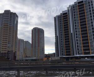 ЖК «Солнцево-Парк»: общий вид (фото из группы «Вконтакте»)