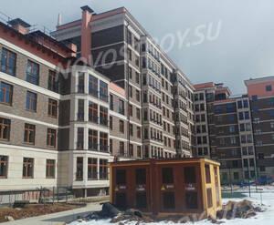 ЖК «Опалиха О3»: ход строительства дома 4