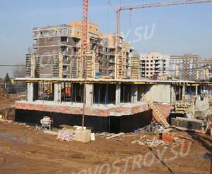 ЖК «Татьянин парк»: ход строительства корпуса 17