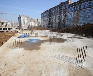 ЖК «Татьянин парк»: ход строительства корпуса 18