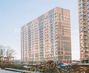 ЖК «Пригород.Лесное»: ход строительства корпуса 6